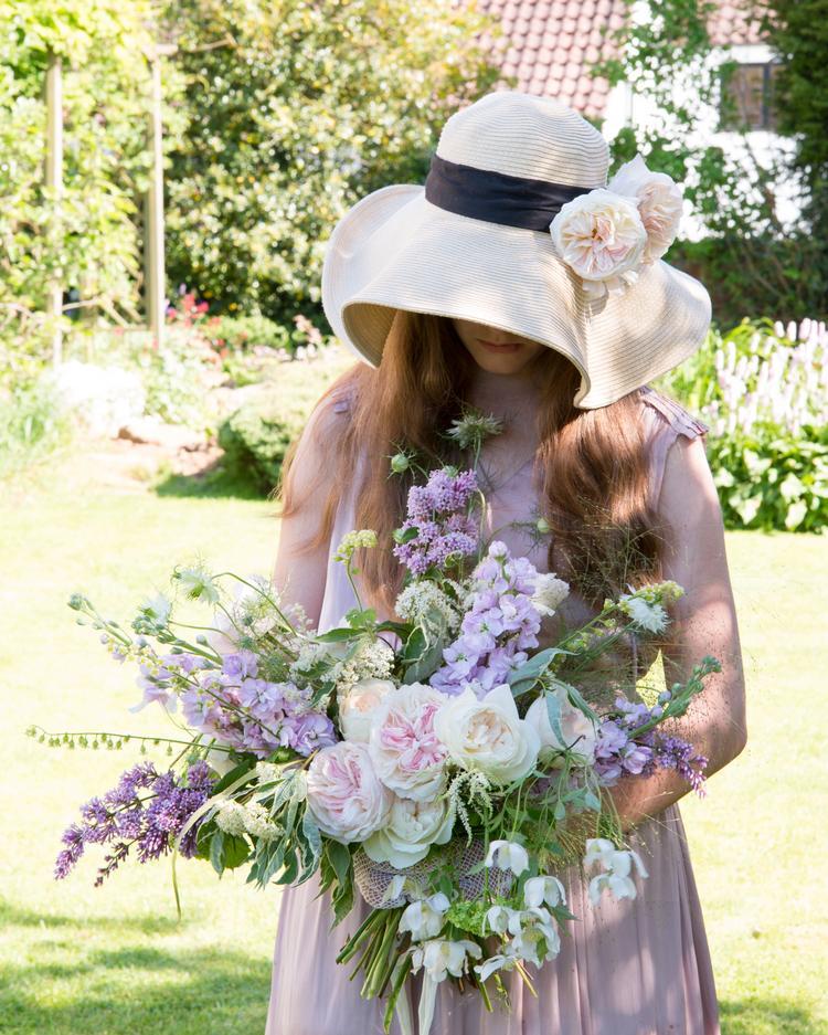 Summer Wedding Outdoors Wedding Bouquet Design