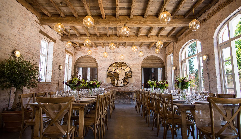 Iscoyd Park Luxury Wedding Venue with David Austin Roses