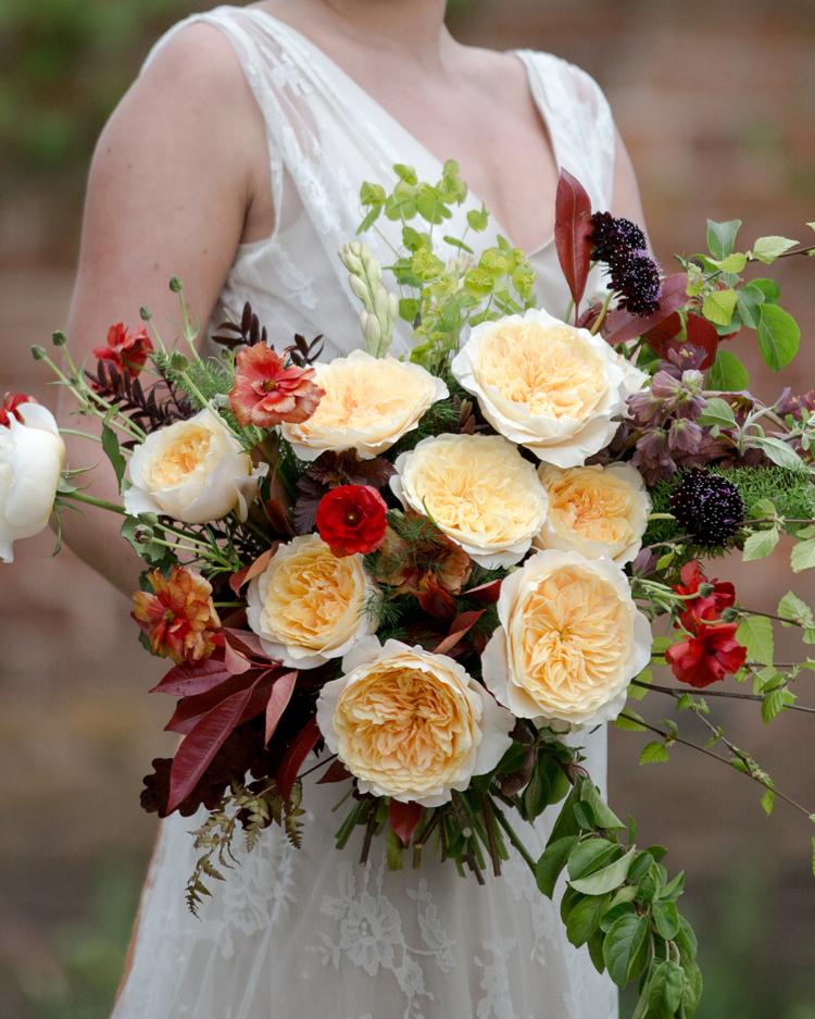 Effie Rose Wedding Bouquet Design