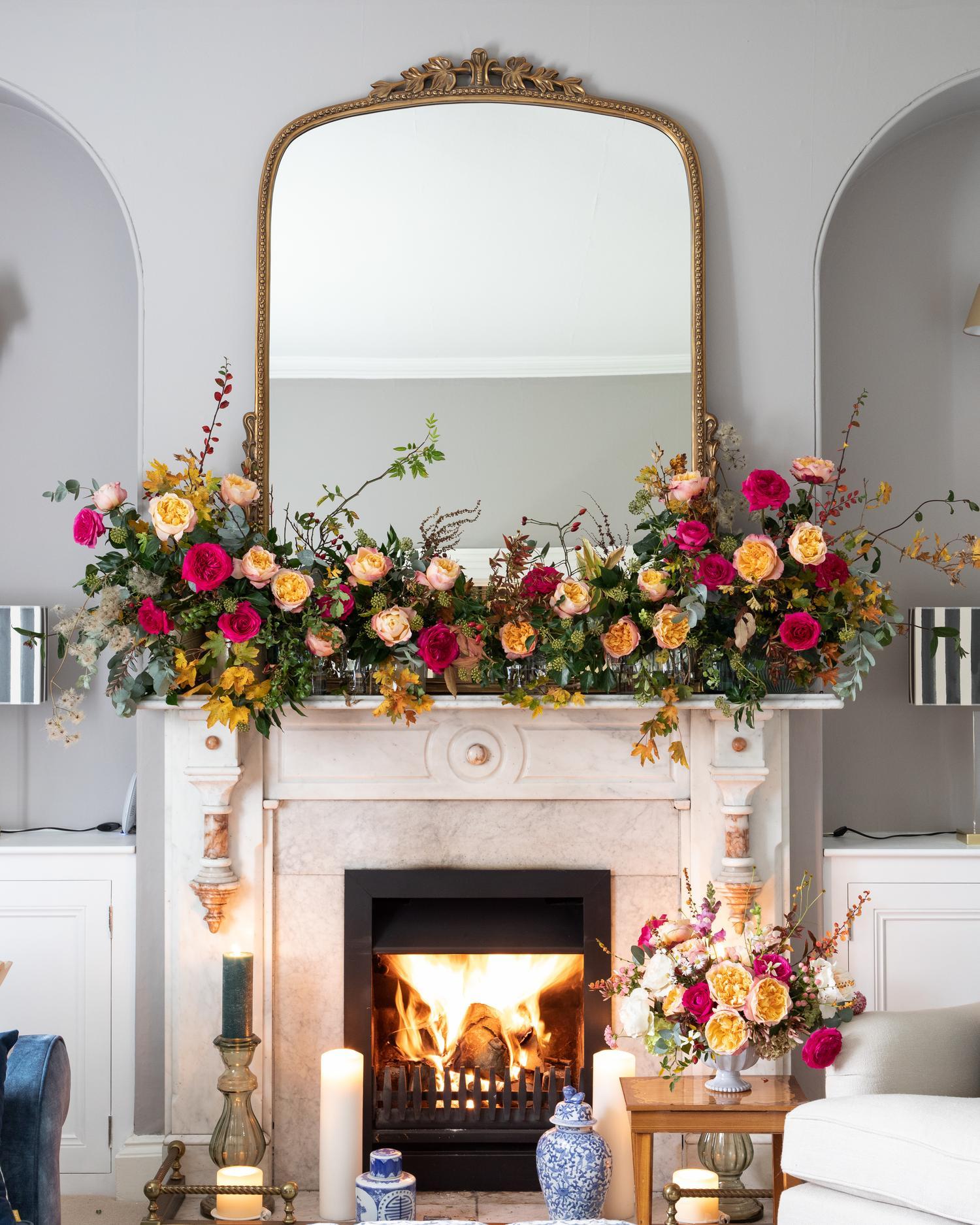 David Austin Floral Home Decor