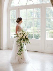 Leonora Rose Bridal Bouquet