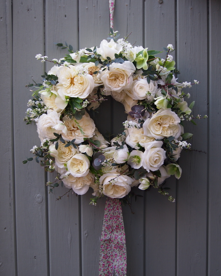 Wedding Wreath Design