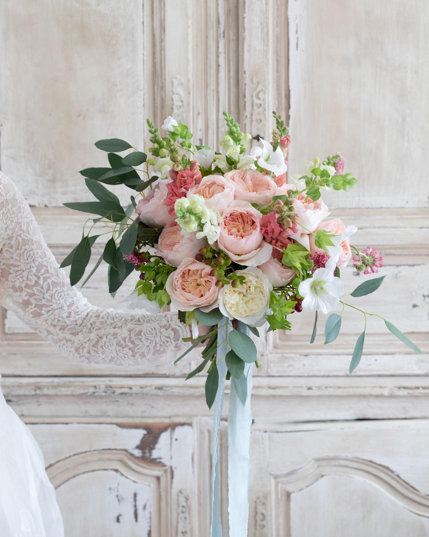 Juliet and Patience Wedding Bouquet