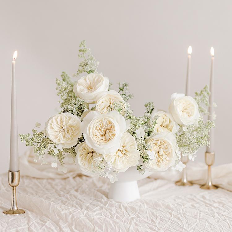 Joseph Massie Design with Leonora Roses