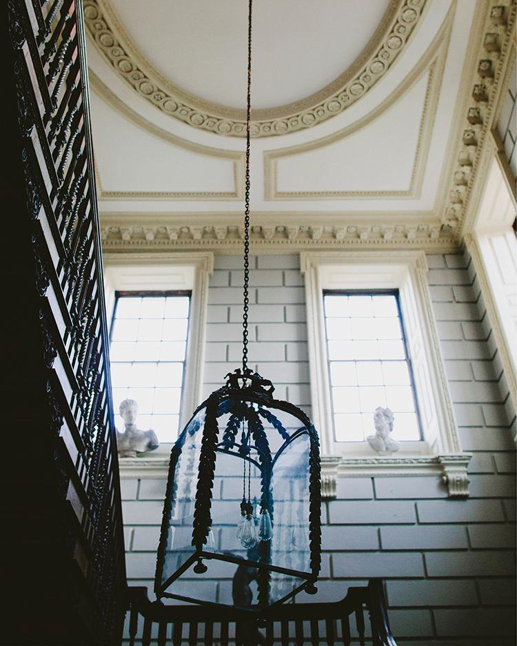 Davenport House Staircase David Jenkins Photography