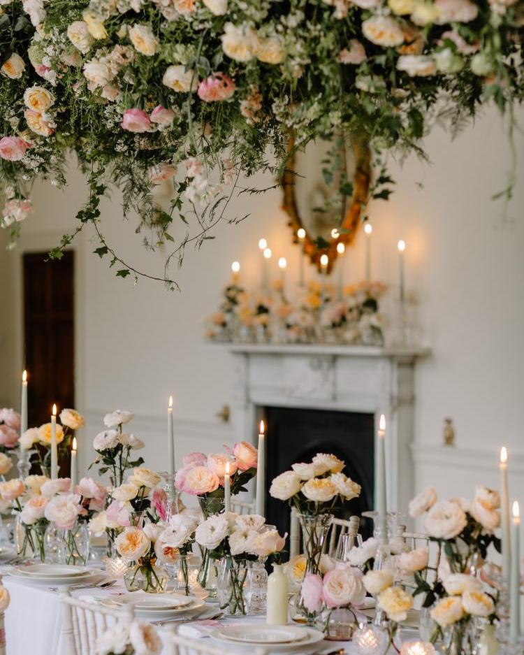 Pynes House Wedding Venue Luxury Floral Inspiration