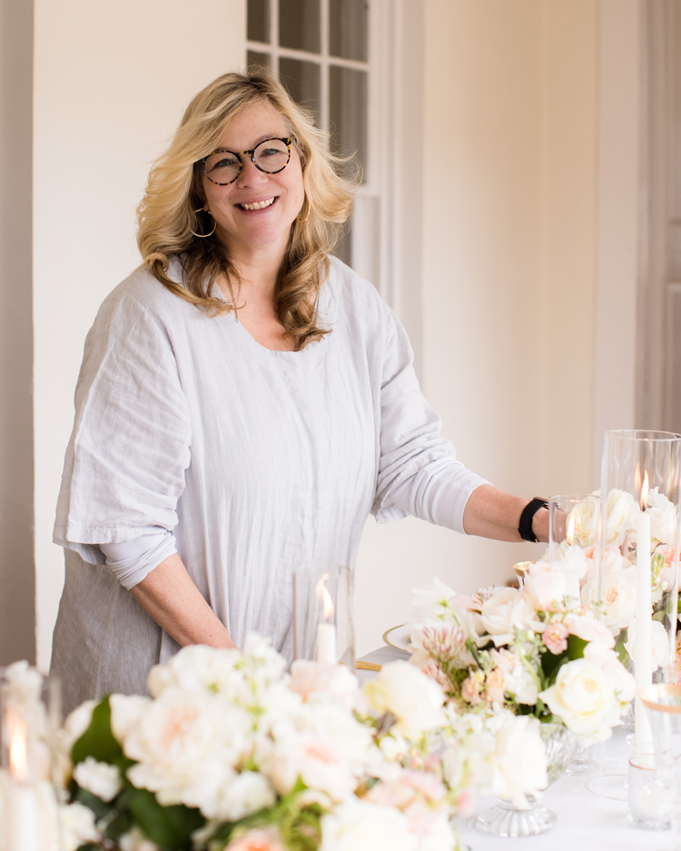 Holly Chapple Designing with David Austin Roses