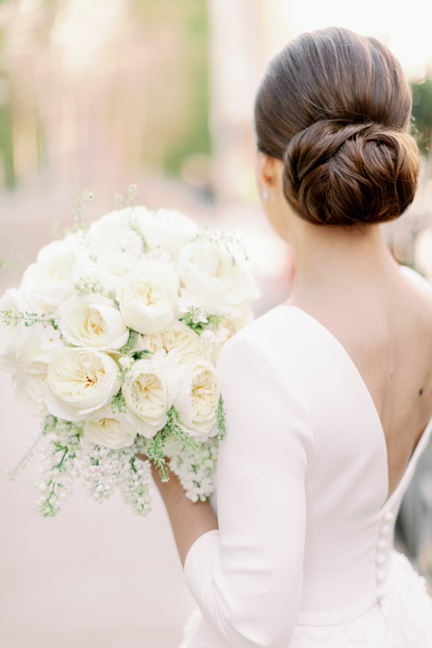 Wedding and event roses - Leonora Rose Bouquet