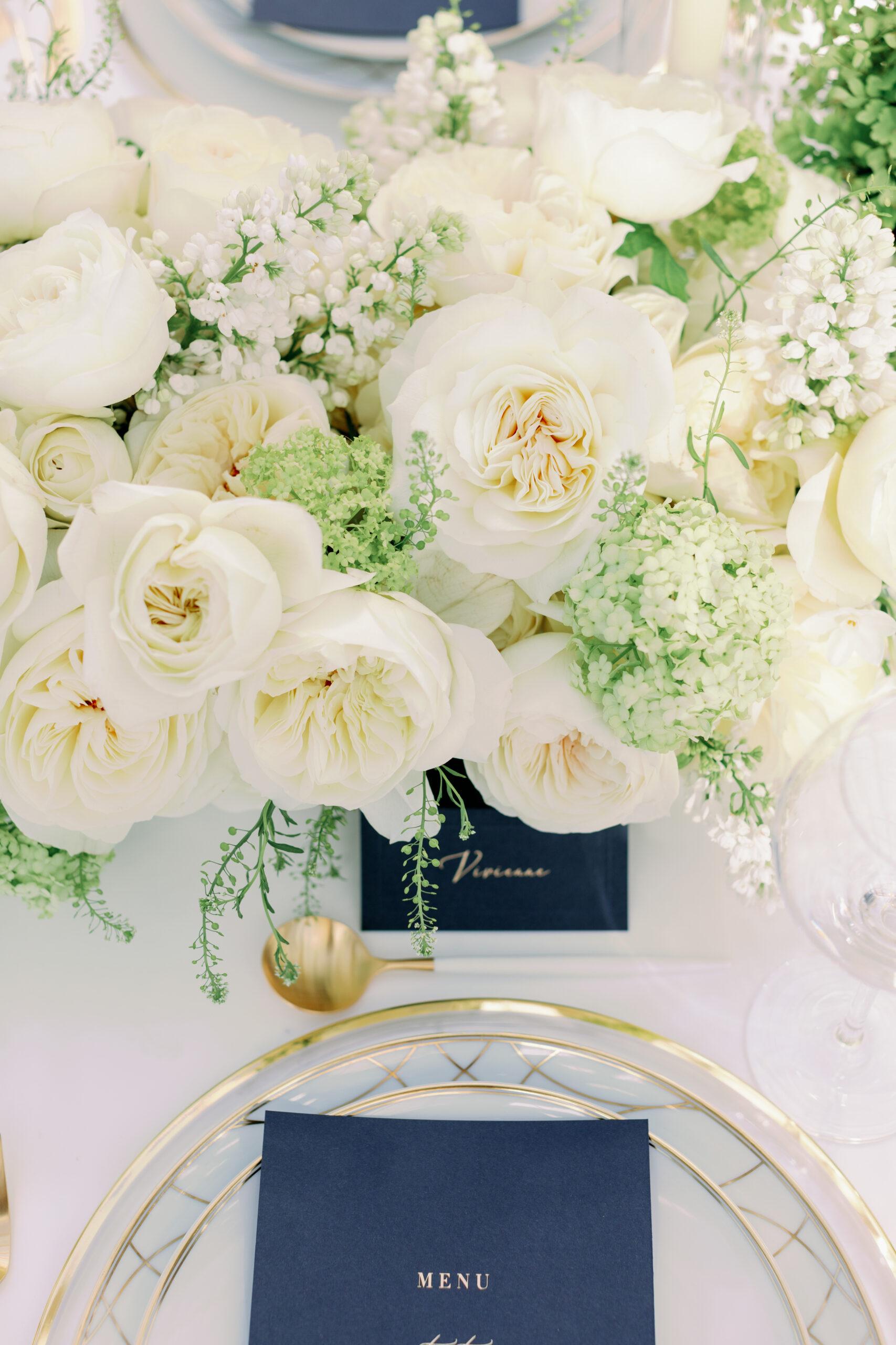 Leonora events David Austin Wedding Roses