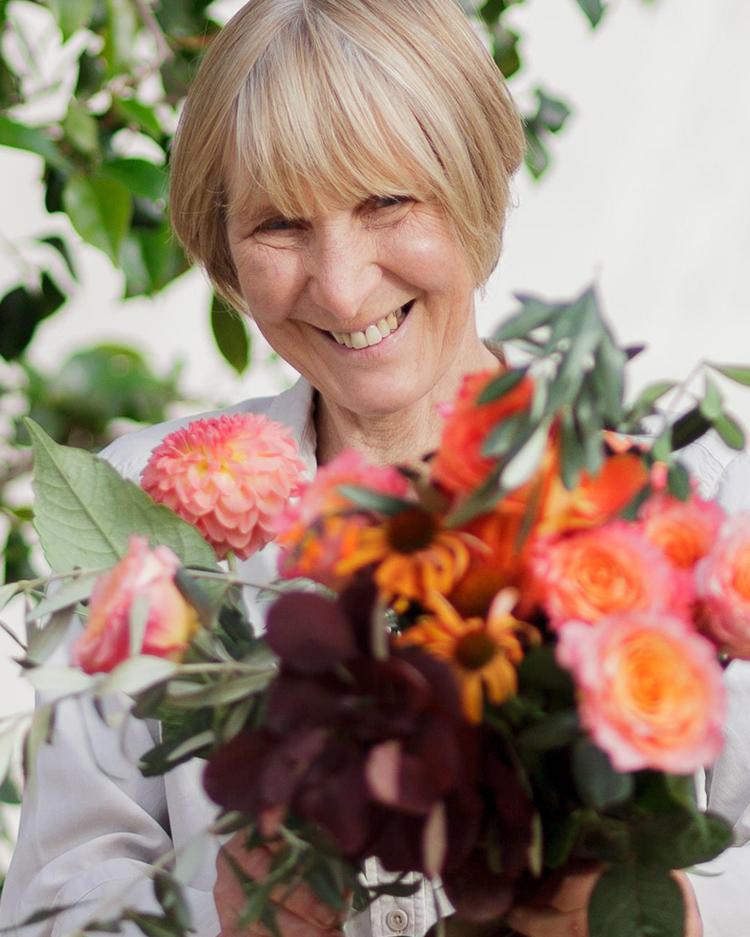 Mary Jane Vaughan Floral Designer