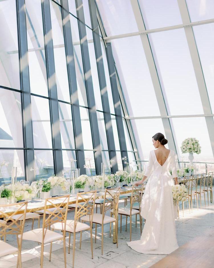 City Wedding Inspiration Ideas