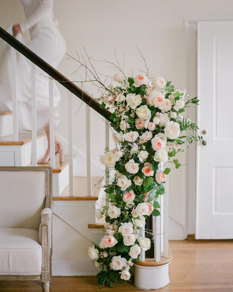 Wedding Floral Ideas for the Home