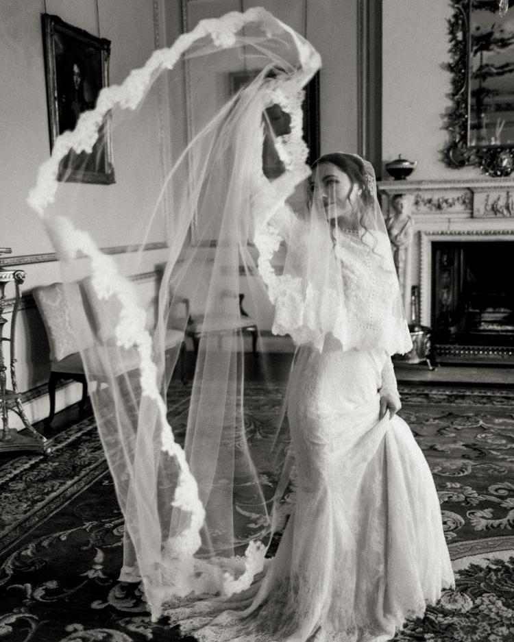 Novia bailando el día de su boda
